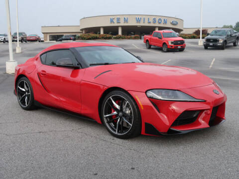 2021 Toyota GR Supra for sale at Ken Wilson Ford in Canton NC
