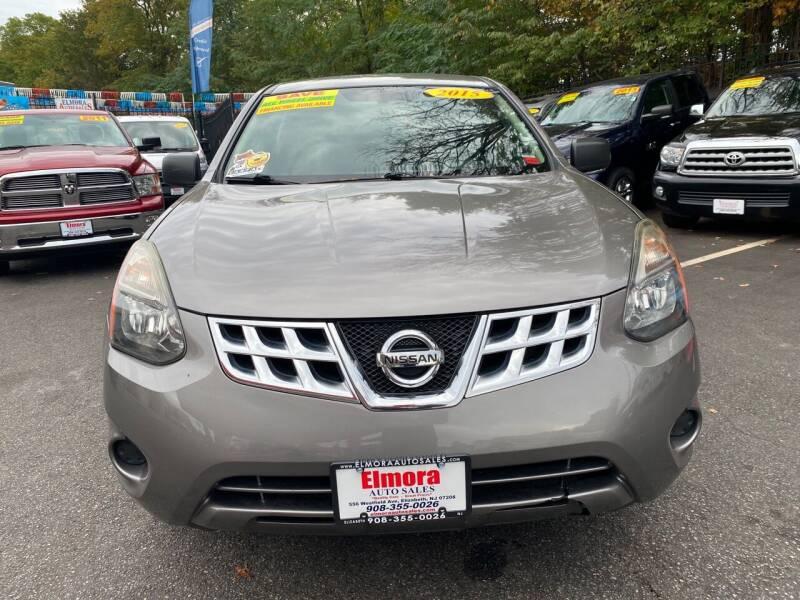 2015 Nissan Rogue Select AWD S 4dr Crossover - Elizabeth NJ