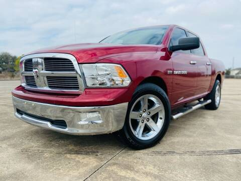 2012 RAM Ram Pickup 1500 for sale at AUTO DIRECT Bellaire in Houston TX