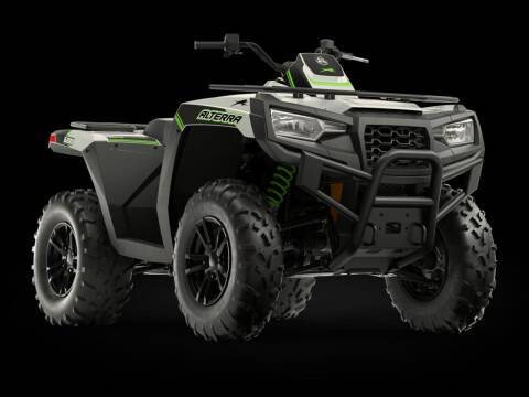 2022 Arctic Cat Alterra 600 XT EPS for sale at Champlain Valley MotorSports in Cornwall VT