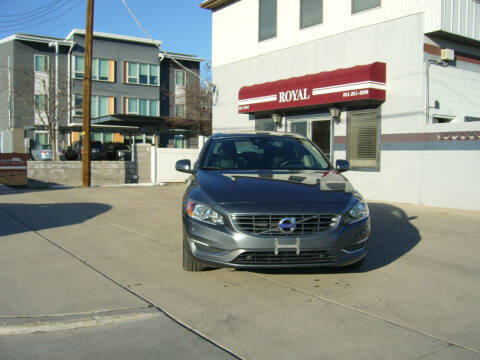 2018 Volvo S60 for sale at Royal Auto Inc in Murray UT