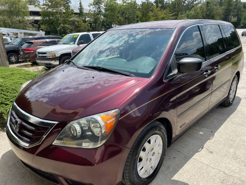 2008 Honda Odyssey for sale at Hwy 80 Auto Sales in Savannah GA