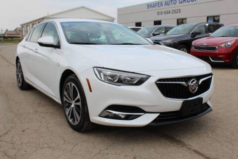 2019 Buick Regal Sportback for sale at SHAFER AUTO GROUP in Columbus OH