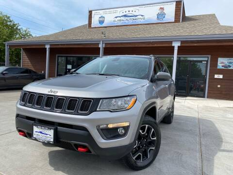 2019 Jeep Compass for sale at Global Automotive Imports of Denver in Denver CO