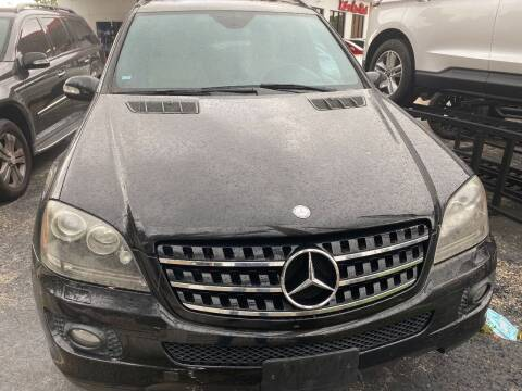 2008 Mercedes-Benz M-Class for sale at Nation Autos Miami in Hialeah FL