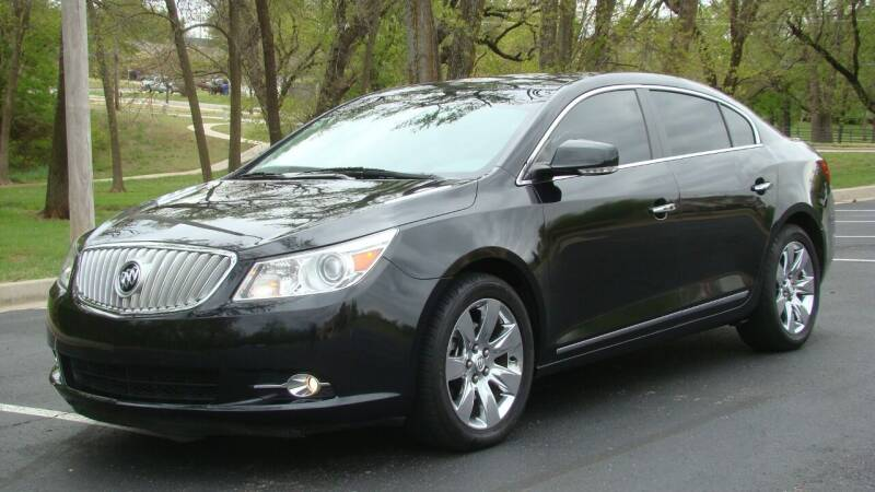 2011 Buick LaCrosse for sale at Red Rock Auto LLC in Oklahoma City OK