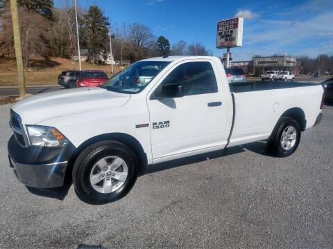 2016 RAM Ram Pickup 1500 for sale at Wholesale Auto Inc in Athens TN