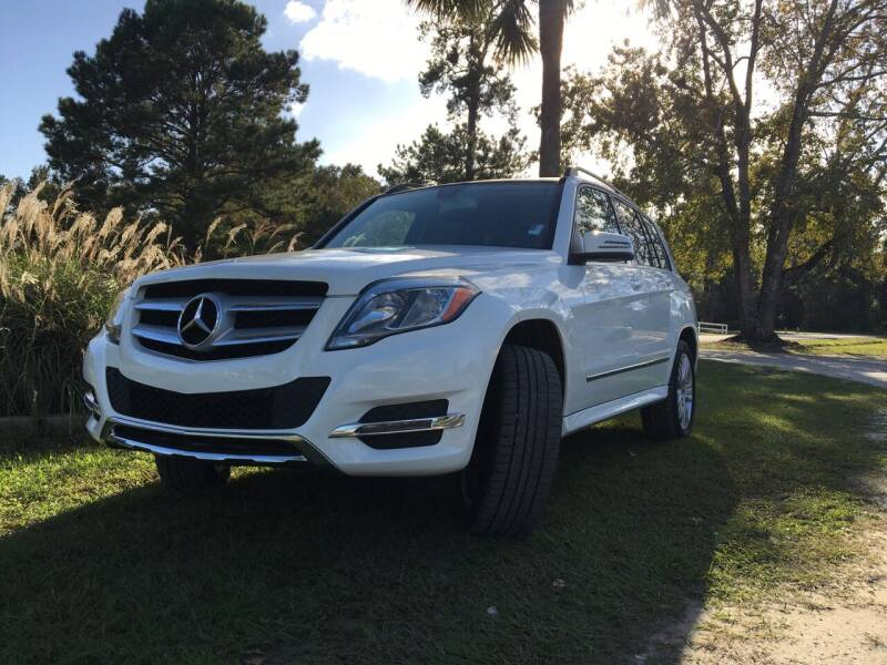 2014 Mercedes-Benz GLK for sale at Showroom Auto Sales of Charleston in Charleston SC