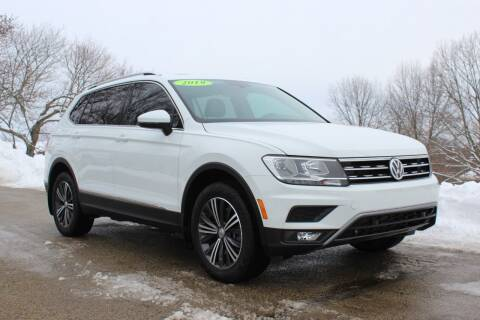 2019 Volkswagen Tiguan for sale at Harrison Auto Sales in Irwin PA