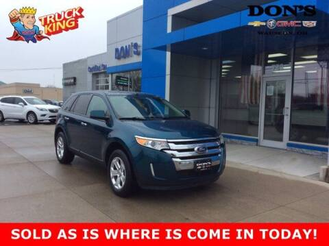 2011 Ford Edge for sale at DON'S CHEVY, BUICK-GMC & CADILLAC in Wauseon OH