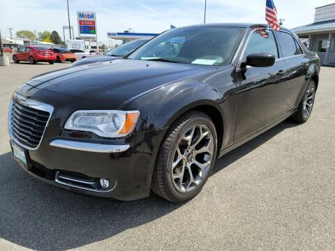 2013 Chrysler 300 for sale at Artistic Auto Group, LLC in Kennewick WA