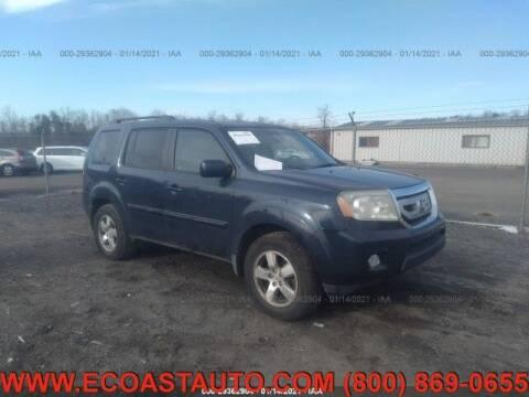 2011 Honda Pilot for sale at East Coast Auto Source Inc. in Bedford VA