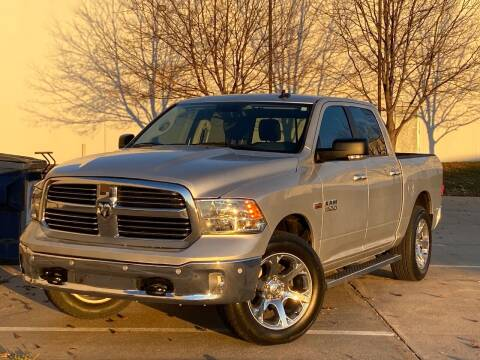 2016 RAM Ram Pickup 1500 for sale at MILANA MOTORS in Omaha NE