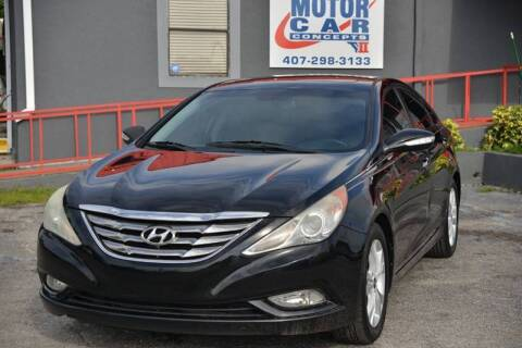 2011 Hyundai Sonata for sale at Motor Car Concepts II - Colonial Location in Orlando FL