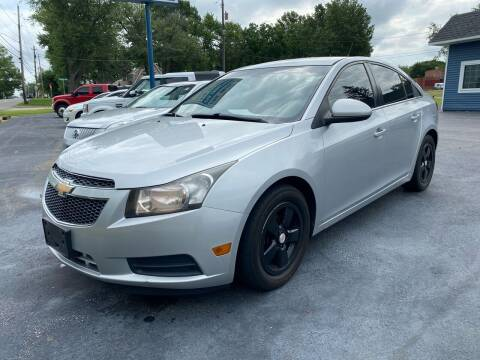 2011 Chevrolet Cruze for sale at Erie Shores Car Connection in Ashtabula OH