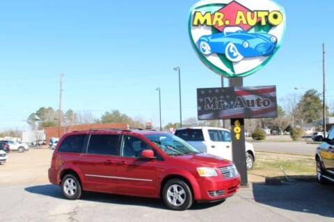 2010 Dodge Grand Caravan for sale at MR AUTO in Elizabeth City NC