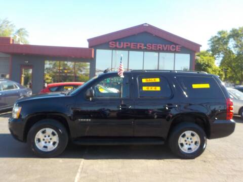 2010 Chevrolet Tahoe for sale at Super Service Used Cars in Milwaukee WI