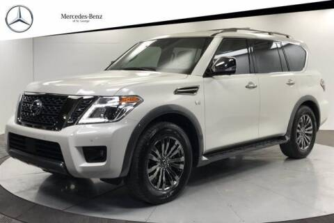2018 Nissan Armada for sale at Stephen Wade Pre-Owned Supercenter in Saint George UT