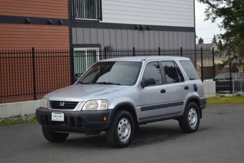 2001 Honda CR-V for sale at Skyline Motors Auto Sales in Tacoma WA