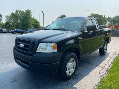 2007 Ford F-150 for sale at CarSmart Auto Group in Orleans IN