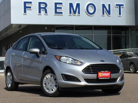 2016 Ford Fiesta for sale at Rocky Mountain Commercial Trucks in Casper WY