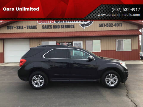 2014 Chevrolet Equinox for sale at Cars Unlimited in Marshall MN