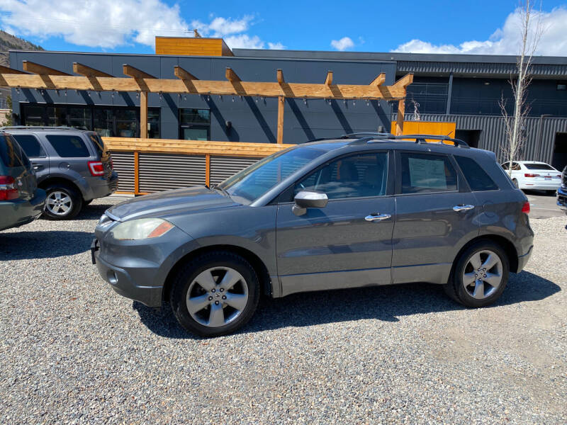 2008 Acura RDX for sale at Sawtooth Auto Sales in Hailey ID