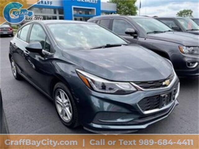 2017 Chevrolet Cruze for sale at GRAFF CHEVROLET BAY CITY in Bay City MI