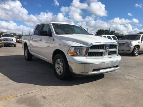 2010 Dodge Ram Pickup 1500 for sale at Brownsville Motor Company in Brownsville TX