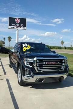 2019 GMC Sierra 1500 for sale at A & V MOTORS in Hidalgo TX