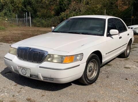 1998 Mercury Grand Marquis for sale at Cobalt Cars in Atlanta GA