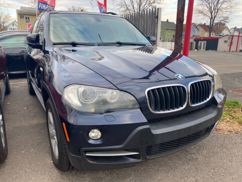 2008 BMW X5 for sale at GRAND USED CARS  INC in Little Ferry NJ