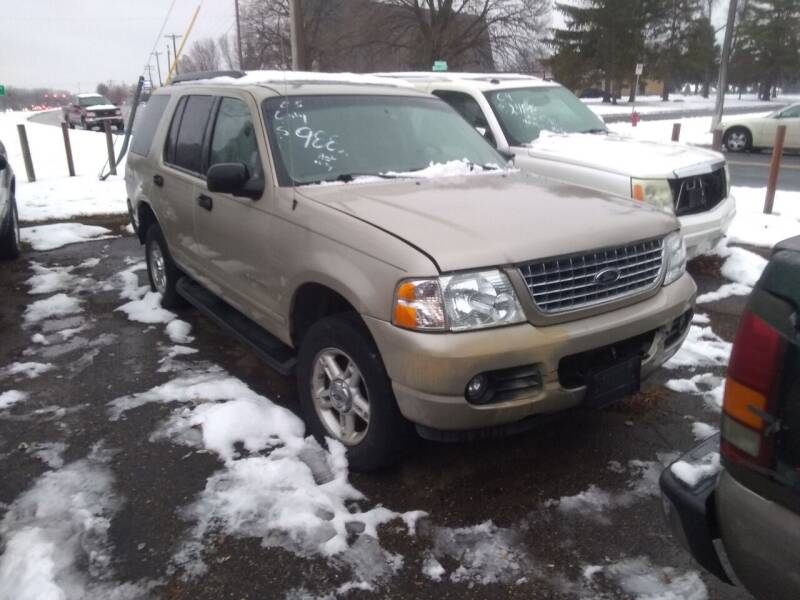 2005 Ford Explorer for sale at Continental Auto Sales in White Bear Lake MN