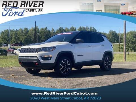 2019 Jeep Compass for sale at RED RIVER DODGE - Red River of Cabot in Cabot, AR