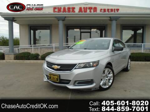 2016 Chevrolet Impala for sale at Chase Auto Credit in Oklahoma City OK
