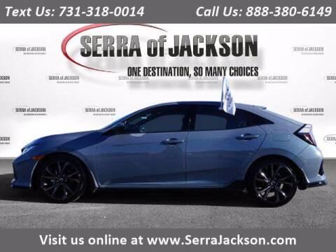 2019 Honda Civic for sale at Serra Of Jackson in Jackson TN