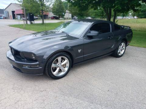 2009 Ford Mustang for sale at SOUTHERN AUTO GROUP, LLC in Grand Rapids MI