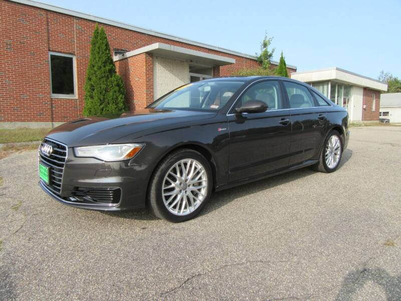 2016 Audi A6 for sale at Kar Kraft in Gilford NH