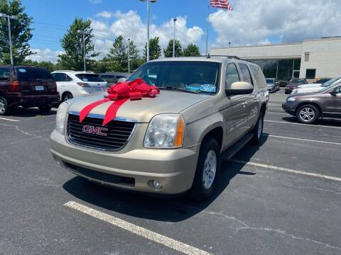 2008 GMC Yukon XL for sale at Charlotte Auto Group, Inc in Monroe NC