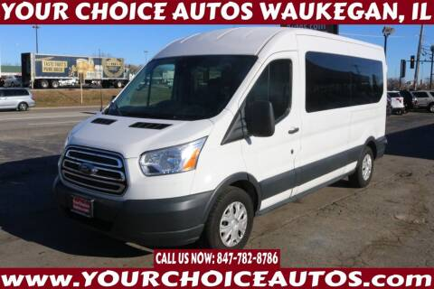 2018 Ford Transit Passenger for sale at Your Choice Autos - Waukegan in Waukegan IL