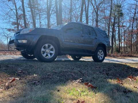 2004 Toyota 4Runner for sale at Madden Motors LLC in Iva SC