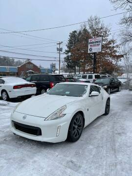 2013 Nissan 370Z for sale at NEWFOUND MOTORS INC in Seabrook NH