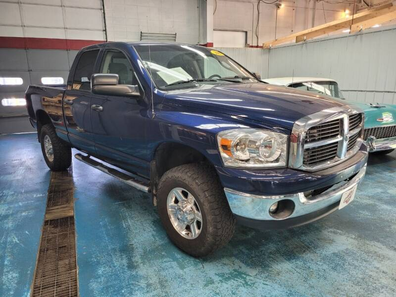 2007 Dodge Ram Pickup 2500 for sale at Stach Auto in Janesville WI
