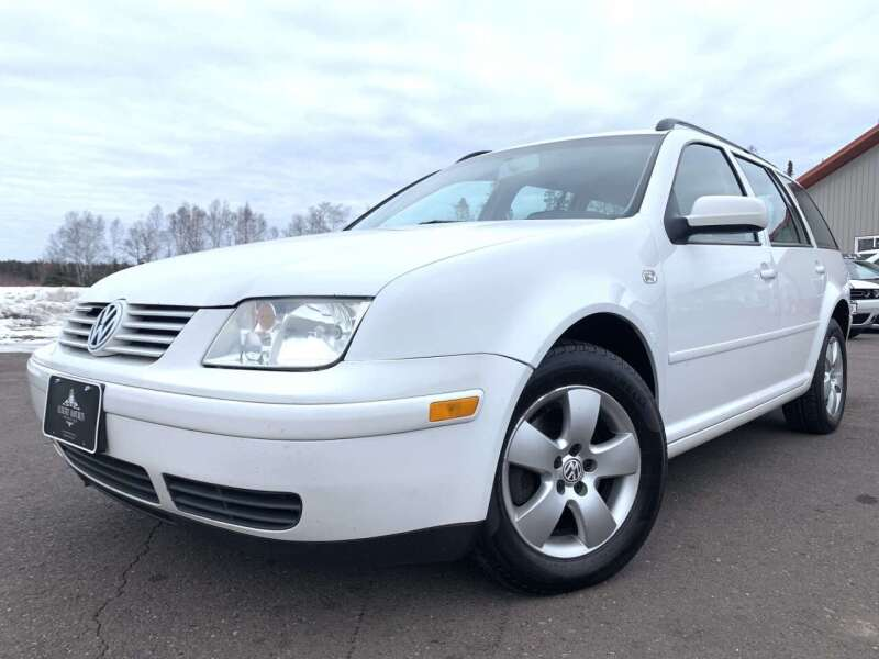 2004 Volkswagen Jetta for sale at LUXURY IMPORTS in Hermantown MN