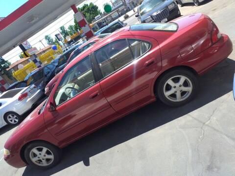 2001 Nissan Sentra for sale at UNITED AUTO MART CA in Arleta CA