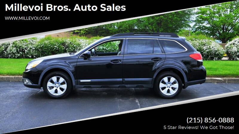 2011 Subaru Outback for sale at Millevoi Bros. Auto Sales in Philadelphia PA