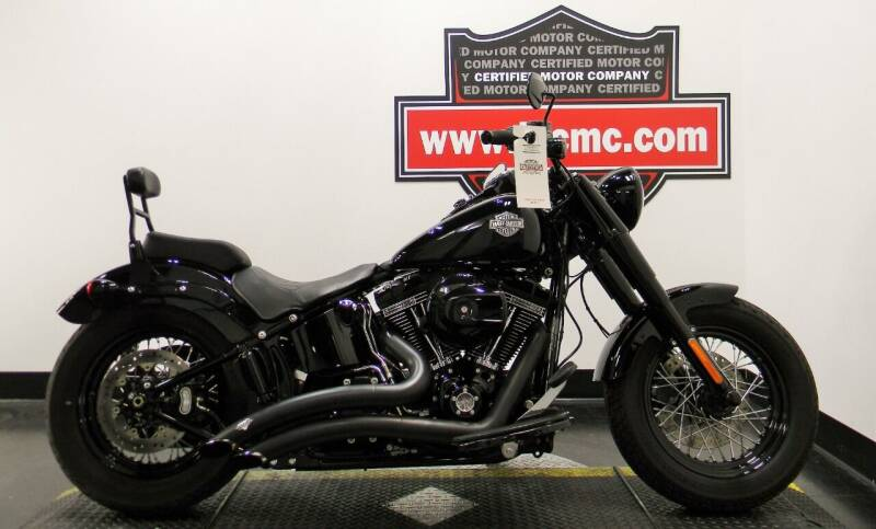 2016 Harley-Davidson SOFTAIL SLIM S for sale at Certified Motor Company in Las Vegas NV