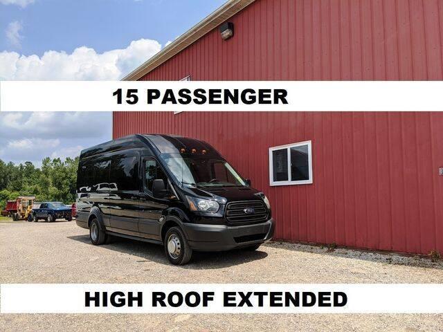 2017 Ford Transit Passenger for sale in Millersburg, OH