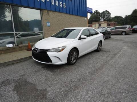 2015 Toyota Camry for sale at 1st Choice Autos in Smyrna GA