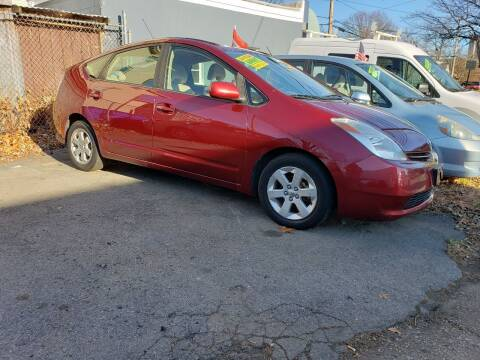 2004 Toyota Prius for sale at Devaney Auto Sales & Service in East Providence RI